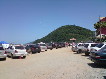 Brava Beach in Florianopolis