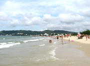 Jurerê Beach in Florianopolis