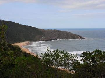 Lagoinha do Leste Beach in Florianopolis