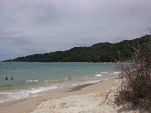 Solidão Beach in Florianopolis