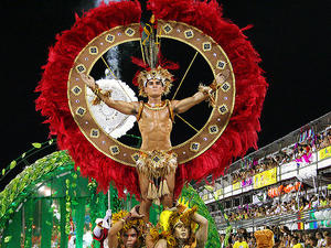 Carnival in Florianopolis
