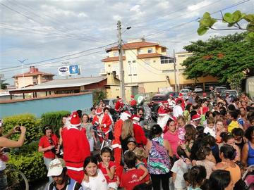 Christmas in Florianopolis