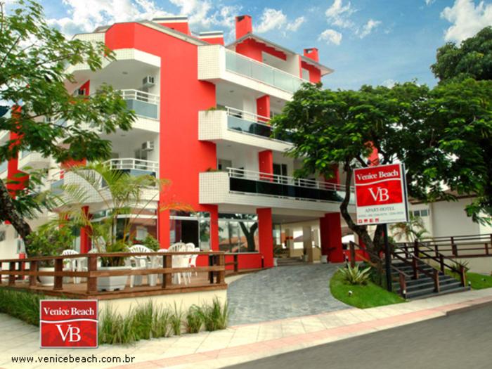 Venice beach apart hotel florianopolis brazil for Appart hotel venise